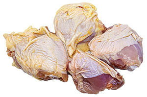 Bone-in, Skin-on Chicken Thighs $7.59/lb