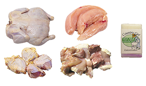 Chicken Sampler Pack $55.00
