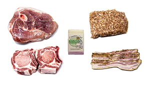 Pork Sampler Pack - $80.00
